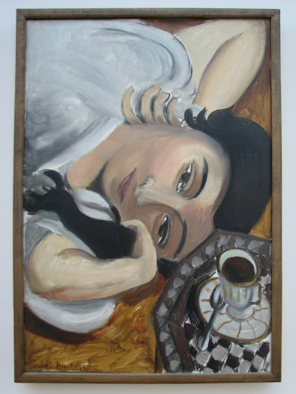 "Matisse Art Institute - ""lorette With Cup Of Coffee"""