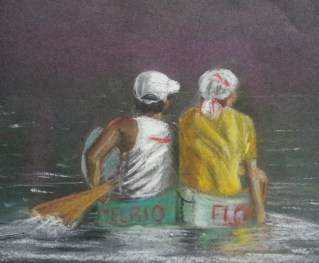 2 Men in a Boat - Costa Rica,
