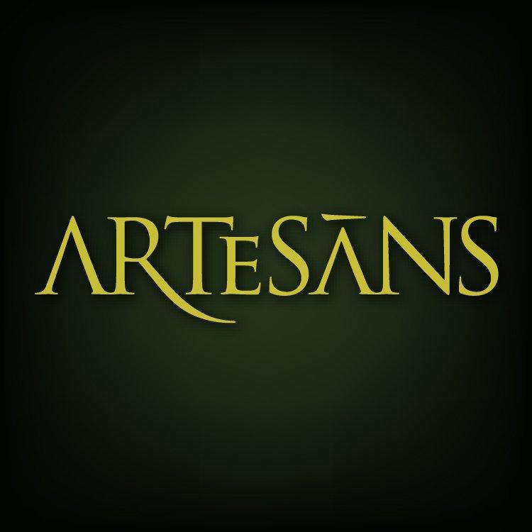 El primer logo de Artesans