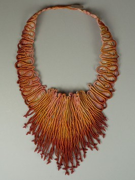 Russet Roots Necklace
