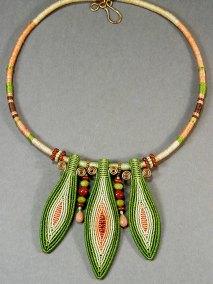 Pitcher Plant Necklace