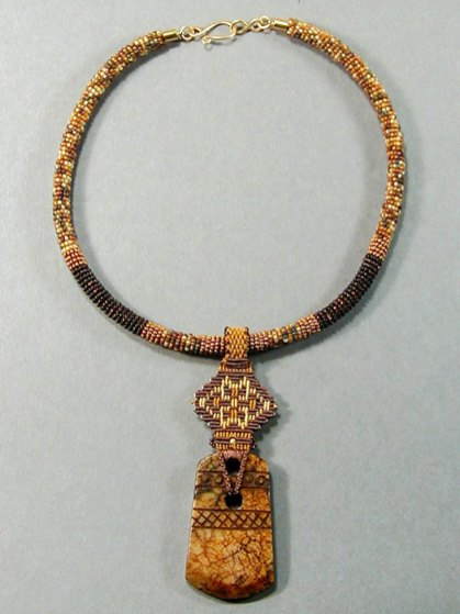 Totem Necklace