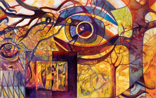 Eyeball Landscape
