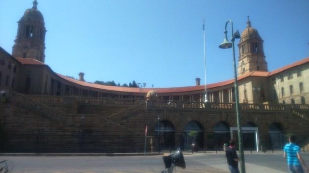 The Union Buildings