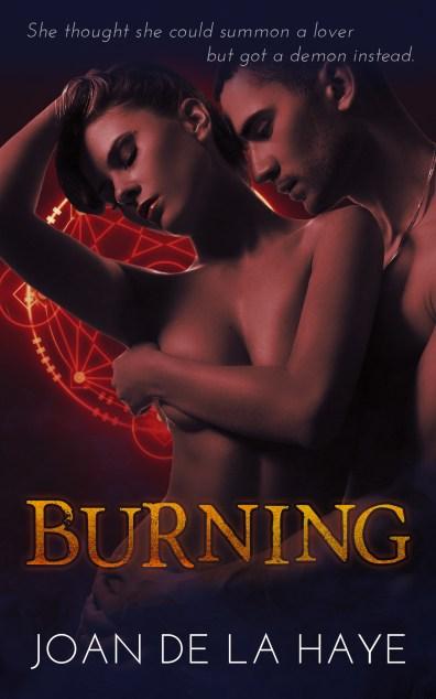 Joan De la Haye_Burning