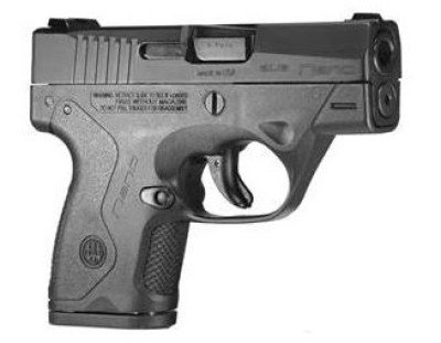 The Beretta Nano 9MM