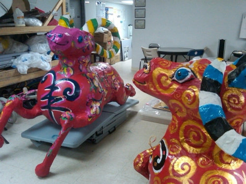 Chinese Lunar New Year Project Joan Di Lieto 4