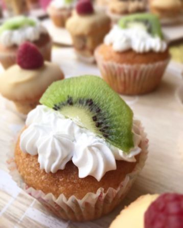 Jojo Cupcake Citron Kiwi