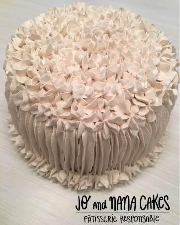 Layer Cake Chocolat Spéculoos