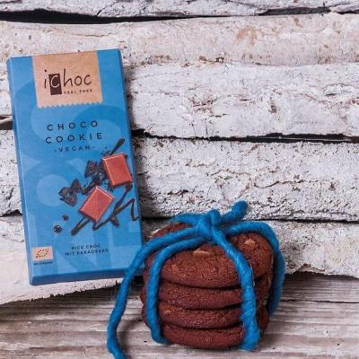 ichoc choco cookie vegan