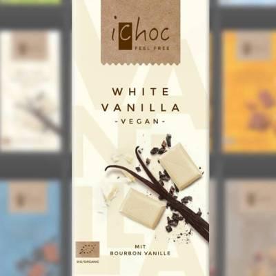 vegan white chocolate vivani