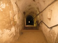 The Bright Tunnel, Fort Camden, Co Cork