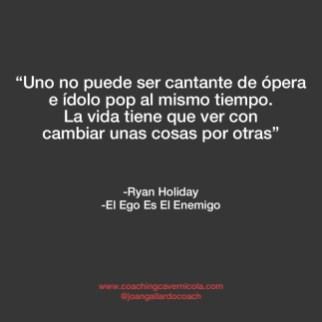 frases el ego es el enemigo 1