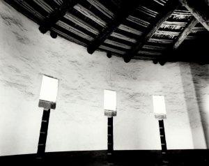 043B02 Kiva Detail, Aztec 1998