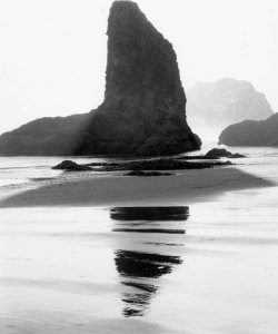 054B01 Bandon Reflection, OR 2000