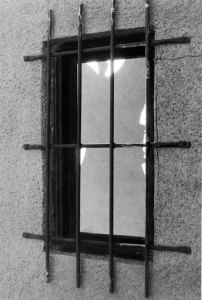 1975003028 Ilfeld Bldg Window, 1975-3(28) 1975