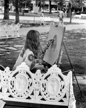 1976030020 Santa Fe Artist 1976-30(20) 1976