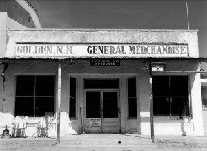1988001001 General Store, Golden, NM 1988