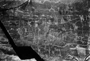 2011RA0208 Anasazi Rock Art, Utah 2011