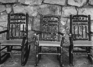 NR930903 Three Chairs 1993