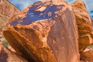 20150642DC Anasazi Rock Art, Utah 2015