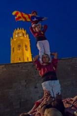 Dues torres (Lleida - juny 2012)