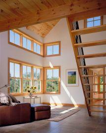 Small House Design Donated - Joan Heaton Architects