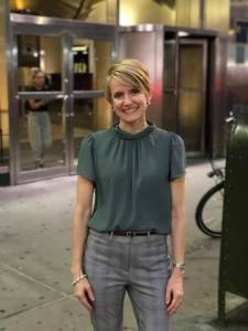 Joani in NYC