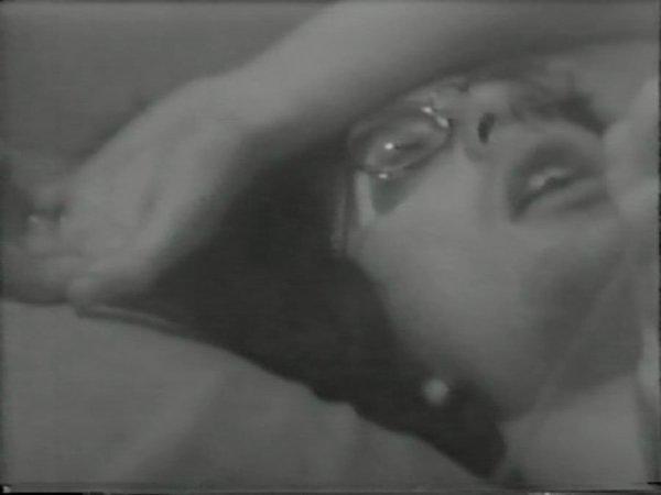 Blue Tape (still), 1974, video, 55 minutes. Courtesy of Alan Sondheim.