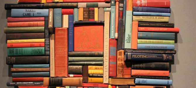 Artists Give New Life to Books
