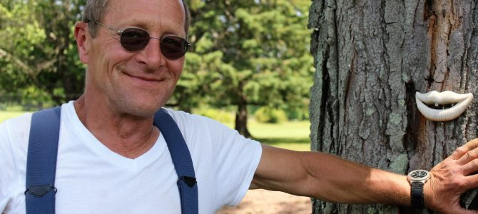 "Meet ""Garden Doug Z,"" Shawnee Inn and Golf Resort lead gardener"