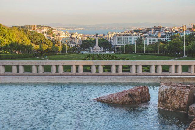 4Eduardo VII Park Lisbon