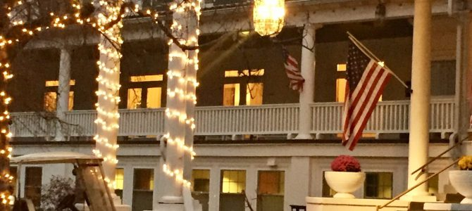 Shawnee Inn Holiday Traditions