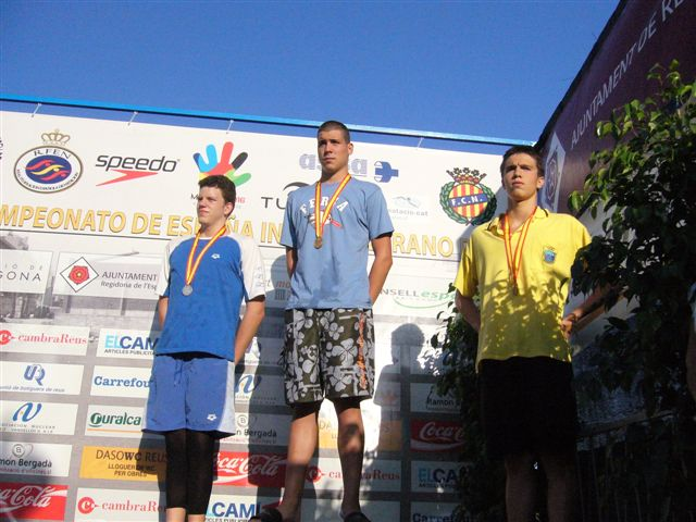Campeón de España 1500