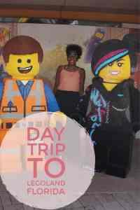 Day Trip to Legoland Florida