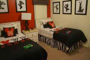 Villa Rental Kids Bedroom