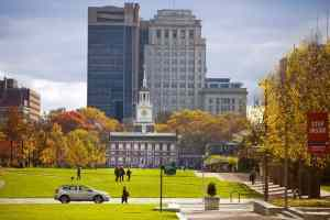 Independence Hall Philly