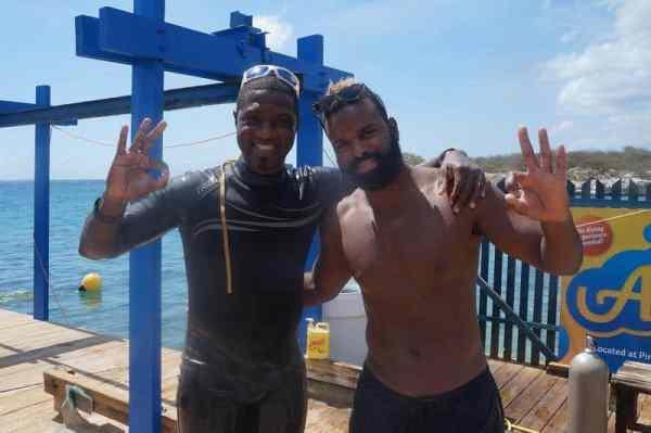 Aquafari Curacao Scuba Instructors