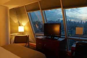 Holiday Inn Manhattan View Room