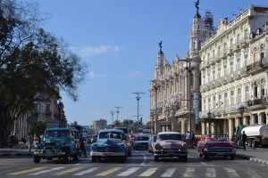 Transportation Options in Havana, Cuba