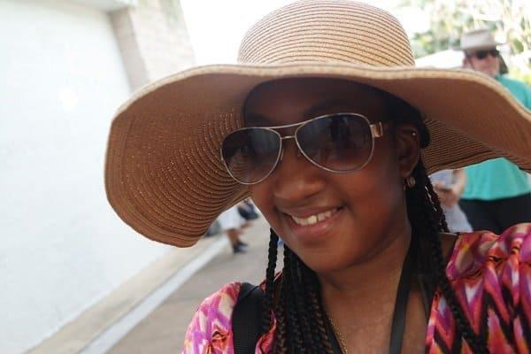UV Protective hat