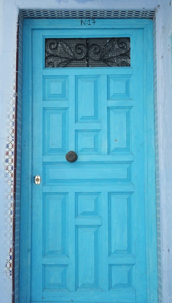 Doors in Morocco Chefchaouen 3