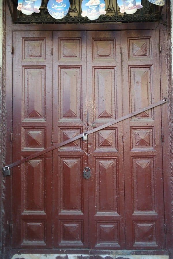 Doors in Morocco Fez 3