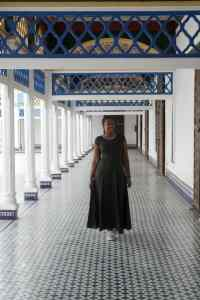 What to Wear in Morocco - Maxi Dress