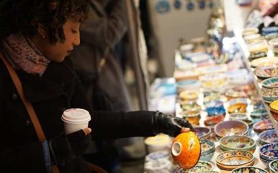 A Quick Guide to NYC's Holiday MarketsC
