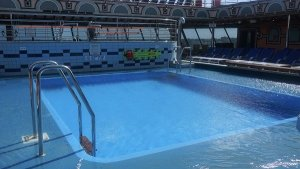 Carnival Victory Pool