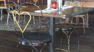 Wynwood Diner chairs