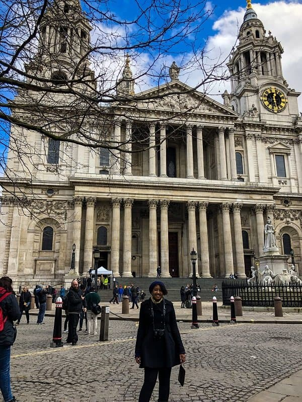 4 Days in London - St Paul's Cathedral