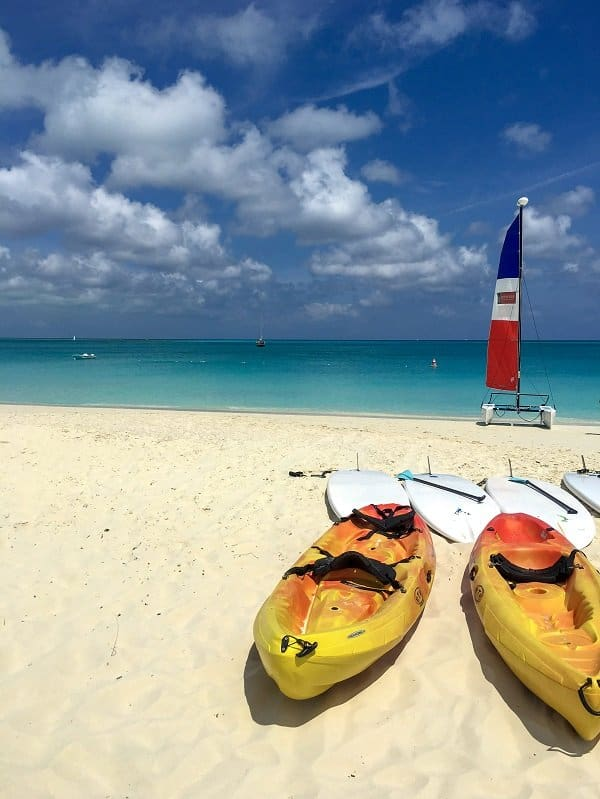 Grace Bay Club Water sports