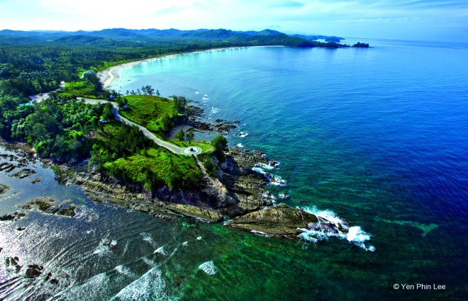 Kudat. The Tip of Borneo